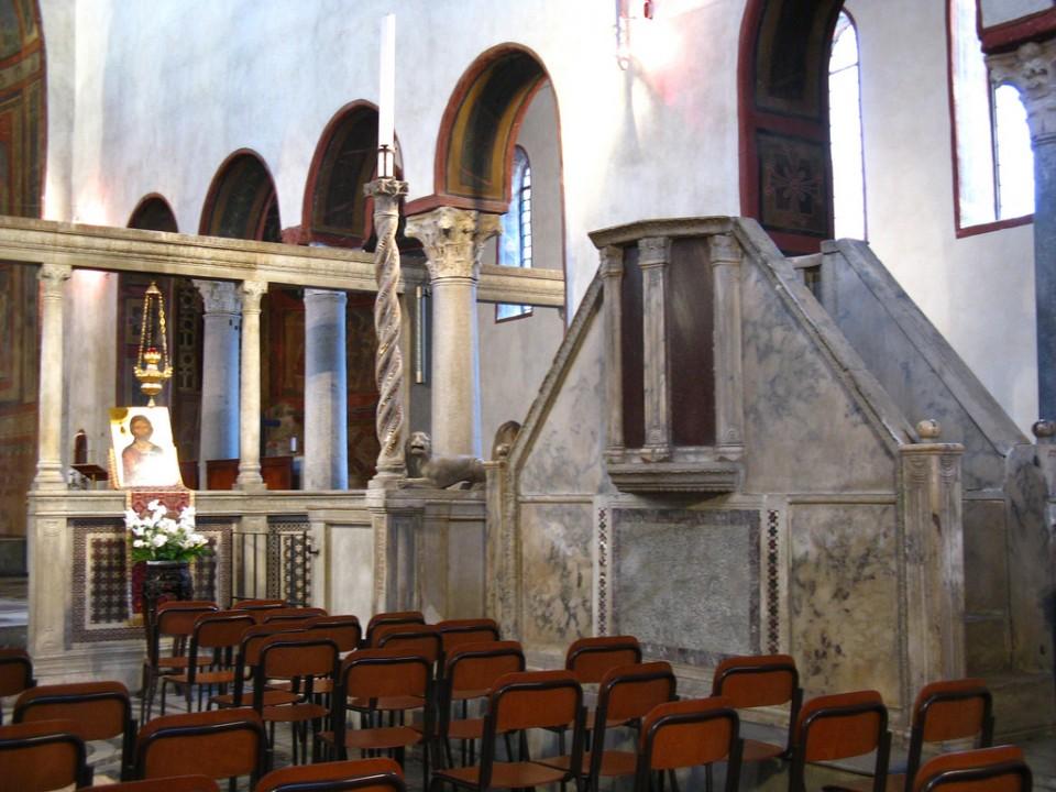 La Storia della Basilica di San Giorgio al Velabro